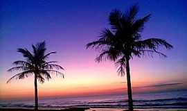 Matinhos - Matinhos-PR-Manhã colorida na praia-Foto:Gustavo Ramos Chagas