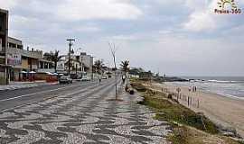 Matinhos - Matinhos-PR-Orla da praia-Foto:www.praias-360.com.br