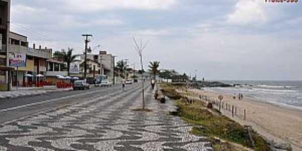 Matinhos-PR-Orla da praia-Foto:www.praias-360.com.br
