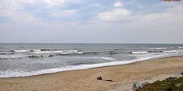 Matinhos-PR-Praia de Matinhos-Foto:www.praias-360.com.br