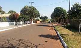 Mendeslândia - Mendeslândia-PR-Rua da cidade-Foto:mmoraes