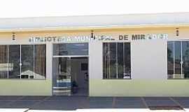 Mirador - Mirador-PR-Biblioteca Pública Municipal-Foto:AndreKamitani