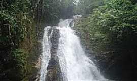 Morretes - Cachoeira em Morretes-PR-Foto:Aderbal Nunes