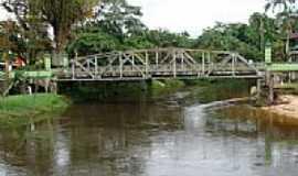 Morretes - Ponte de ferro em Morretes-PR-Foto:Gustavo Junqueira