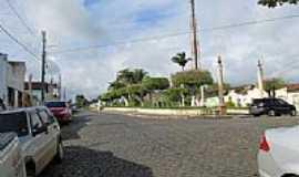 Ibirapitanga - Praça João Victor em Ibirapitanga-BA-Foto:Beto Santana