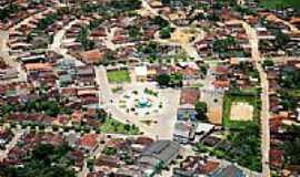 Ibirapitanga - Vista aérea de Ibirapitanga-BA-Foto:Beto Santana