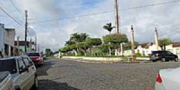 Praça João Victor em Ibirapitanga-BA-Foto:Beto Santana