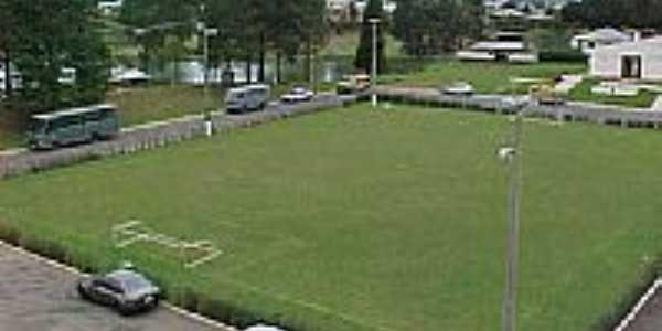 Campo de Futebol no 16BPM-Foto:Moacir P Cruz de Gu…