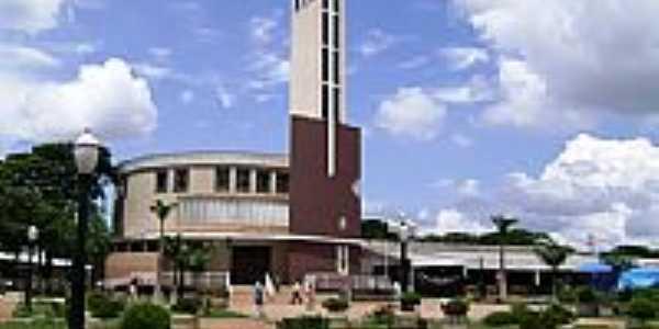 Igreja de S�o Sebasti�o em Munhoz de Melo-Foto:Nivaldo Fonseca