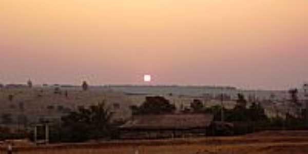 Pôr do Sol-Foto: Vardao2007