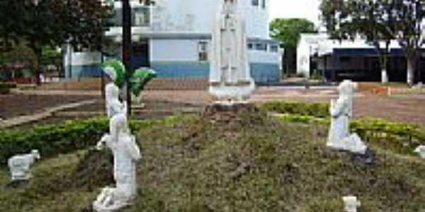 Praça da Matriz-Foto:Vardao2007