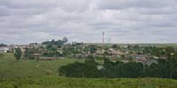 Vista da cidade-Foto:Nuctel Telefonia Rur…