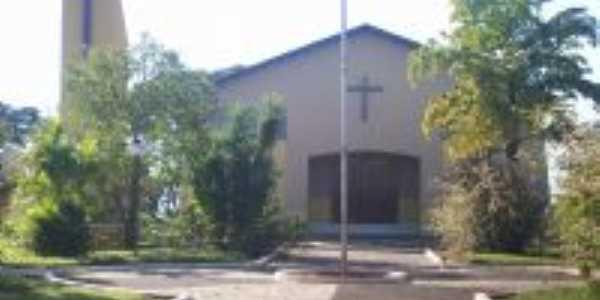 Igreja Matriz Nova Aliança do Ivaí-PR, Por Nilton Moreira dos Passos
