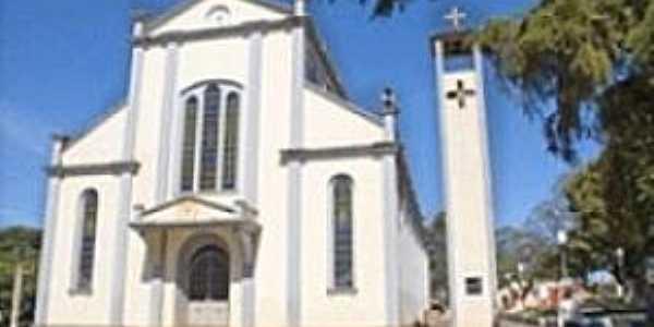 Nova América da Colina-PR-Paróquia Imaculada Conceição-Foto:dioceseprocopense.