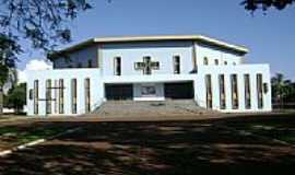 Nova Aurora - Igreja Matriz-Foto:andrey_ho