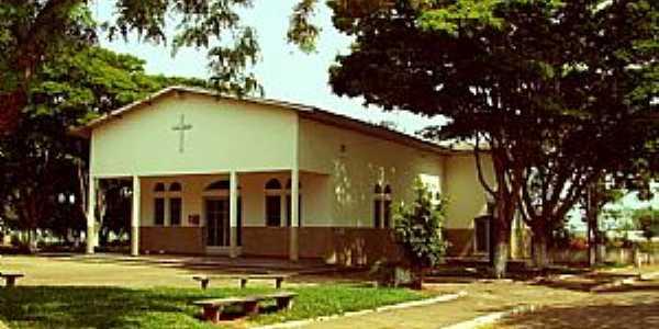 Nova Bilac-PR-Capela de N.Sra.Aparecida-Foto:Edson Walter Cavalari