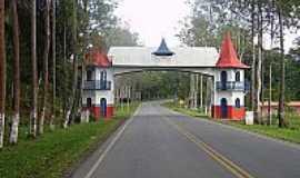 Ibirataia - Ibirataia-BA-Portal de entrada da cidade-Foto:renefair