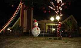 Nova Cantu - Decoração de Natal Igreja Nossa Senhora de Fátima