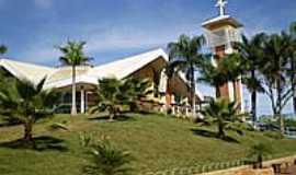 Nova Cantu - Paróquia  N.Sra.de Fátima em Nova Cantu-PR-Foto:Nilson Reis Gonçalves