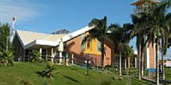 Igreja Nossa Sra. de Fátima, por Juliano A. Araujo