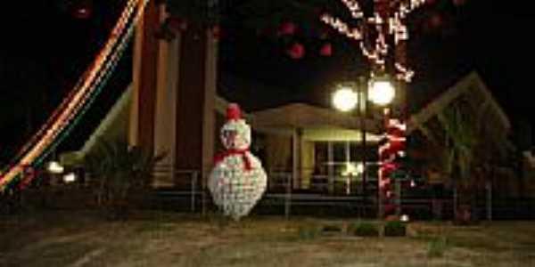 Decoração de Natal Igreja Nossa Senhora de Fátima