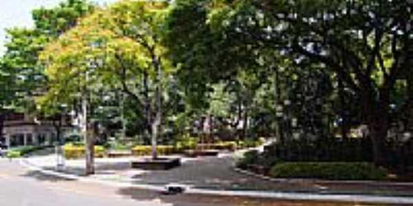Praça Melo Palheta-Foto:Edson Walter Cavalar…