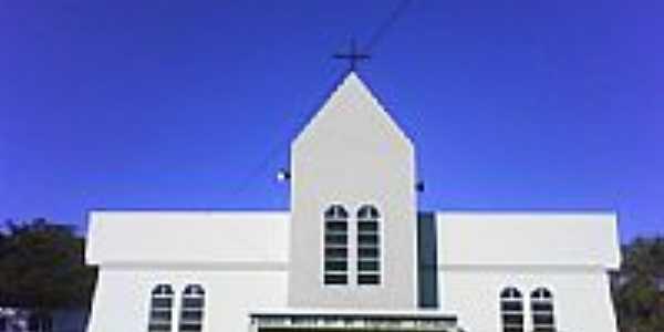 Capela de N.S.do Sagrado Coração-Foto:Adilsão Souza
