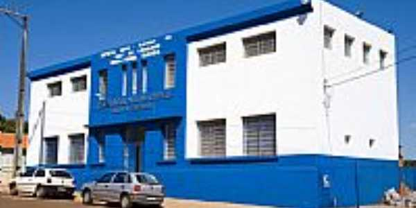 Nova Fátima-PR-Câmara Municipal-Foto:Acir Mandello