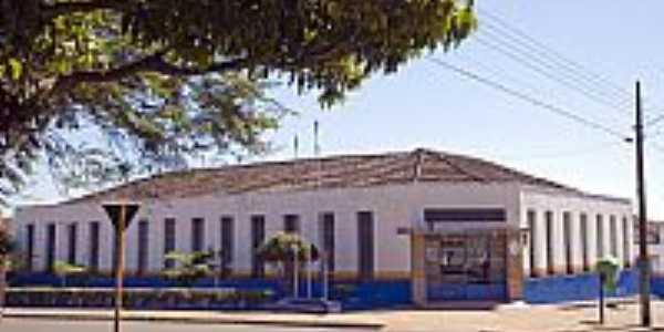 Nova Fátima-PR-Prefeitura Municipal-Foto:Acir Mandello