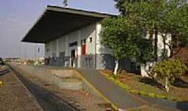 Nova Londrina - A estação em 2004