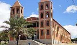 Ibitiara - Catedral de N.Sra.do Bom Sucesso em Ibitiara-BA-Foto:paroquiacatedral.
