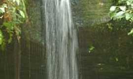 Nova Olímpia - entardescer perto da cachoeira do Rossi