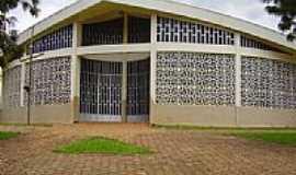 Nova Prata do Igua�u - Igreja Matriz N.S.do Bom Parto-Foto:beto_npi