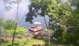 Nova Prata do Igua�u - Lago de Nova Prata do Igua�u, Por rafael de conto,cobar