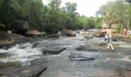 Nova Santa B�rbara - cachoeira, Por jorge pereira