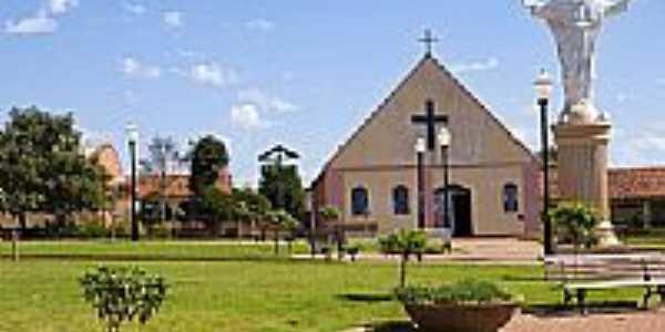 Igreja Matriz-Foto:Acir Mandello