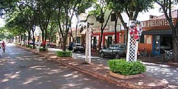 Imagens da cidade de Nova Santa Rosa - PR