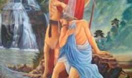 Nova Tebas - Quadro, da Igreja Matriz, Por João Carlos