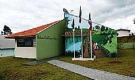 Nova Tebas - Biblioteca em Nova Tebas-Foto:Emerson sevilha