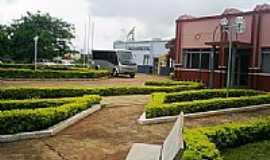 Nova Tebas - Câmara e Prefeitura Municipal em Nova Tebas-Foto:marcelo_-_ntebas@hot…