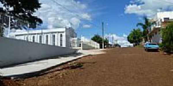 Igreja da congregação Cristã do Brasil em Nova Tebas-Foto:Belino II