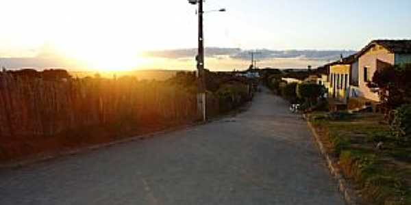 Ibitiguira-BA-Pôr do Sol-Foto:Danieldias