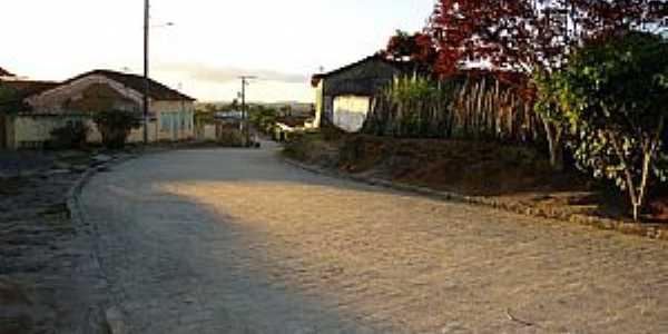 Ibitiguira-BA-Rua da cidade-Foto:Danieldias