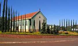 Novo Itacolomi - Igreja Matriz-Foto:paulo r p brito