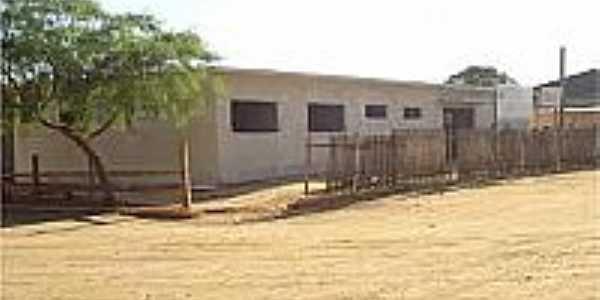 Centro de Saúde de Novo Jardim-Foto:japiramuitofeliz.