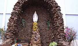 Novo Sarandi - Gruta de Novo Sarandi por kellybruch