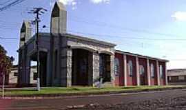 Novo Sobradinho - Igreja de Novo Sobradinho-Foto:Artemio C.Karpinski