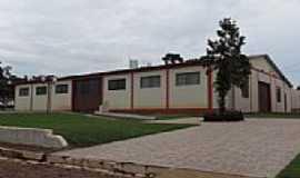 Novo Sobradinho - Salão Paroquial da Igreja de Novo Sobradinho-Foto:Ricardo Mercadante