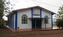 Novo Três Passos - Igreja Evangélica no Distrito de Novo Três Passos-Foto:Ricardo Mercadante
