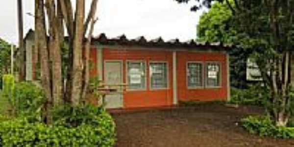 Posto de Saúde no Distrito de Novo Três Passos-FotoRicardo Merc:adante